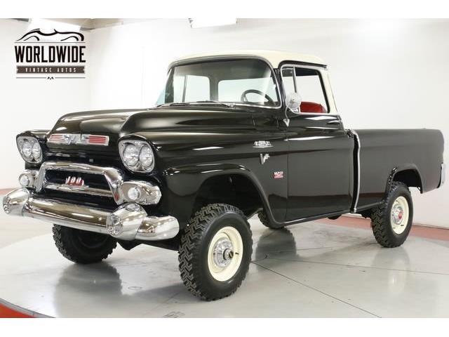 1959 GMC Suburban (CC-1373575) for sale in Denver , Colorado