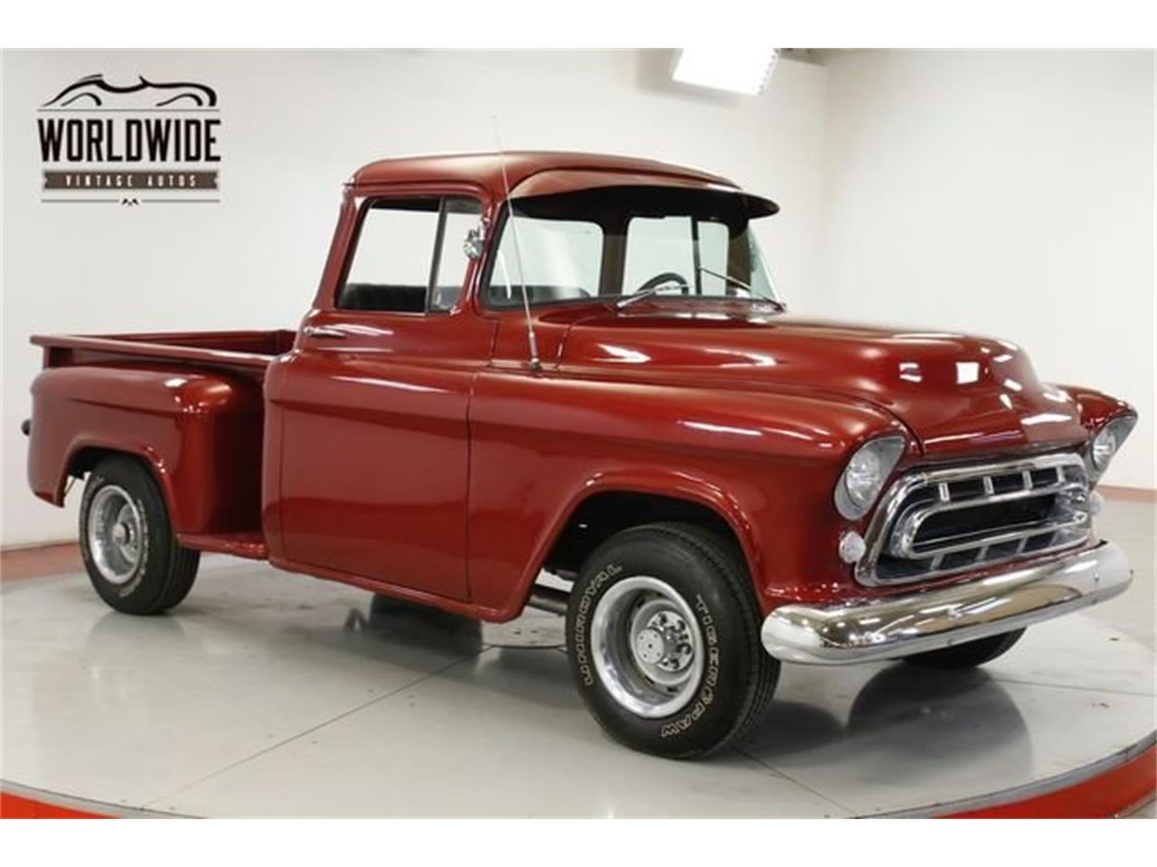 1958 Chevrolet Apache (CC-1373576) for sale in Denver , Colorado