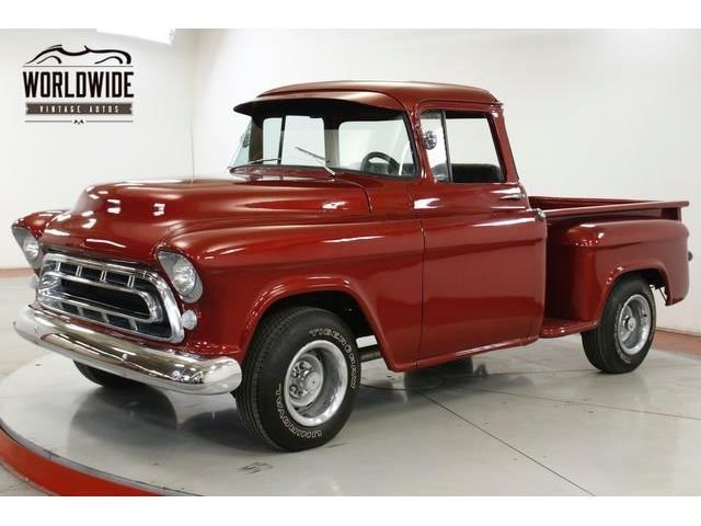 1958 Chevrolet Apache (CC-1373576) for sale in Denver , Colorado