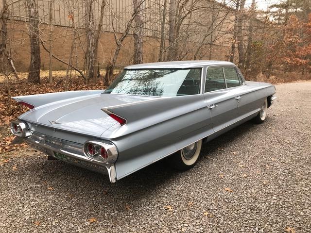 1961 Cadillac DeVille (CC-1373580) for sale in MILFORD, Ohio