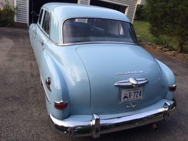 1951 Plymouth Cambridge (CC-1373581) for sale in Winchester, Kentucky