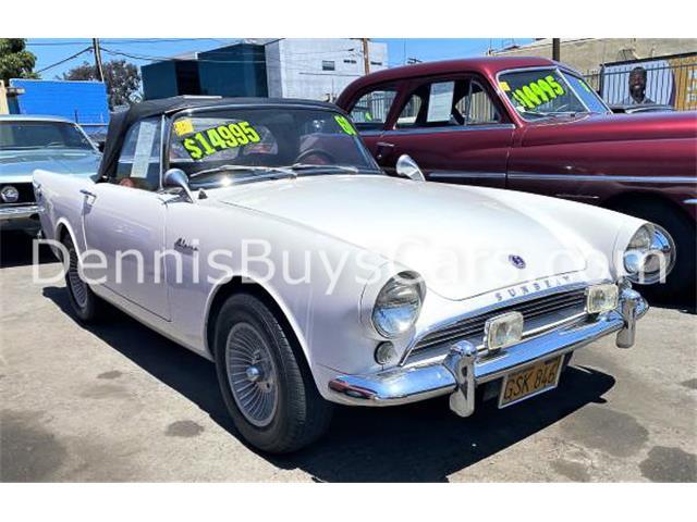 1960 Sunbeam Alpine (CC-1373584) for sale in LOS ANGELES, California