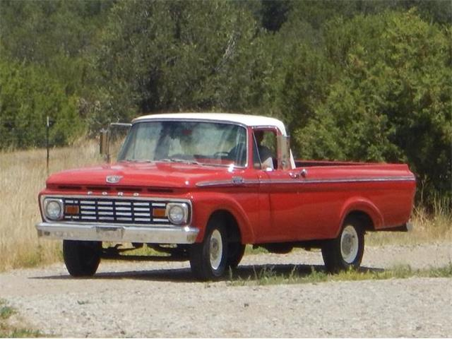 1963 Ford F100 (CC-1373600) for sale in Sandia Park, New Mexico