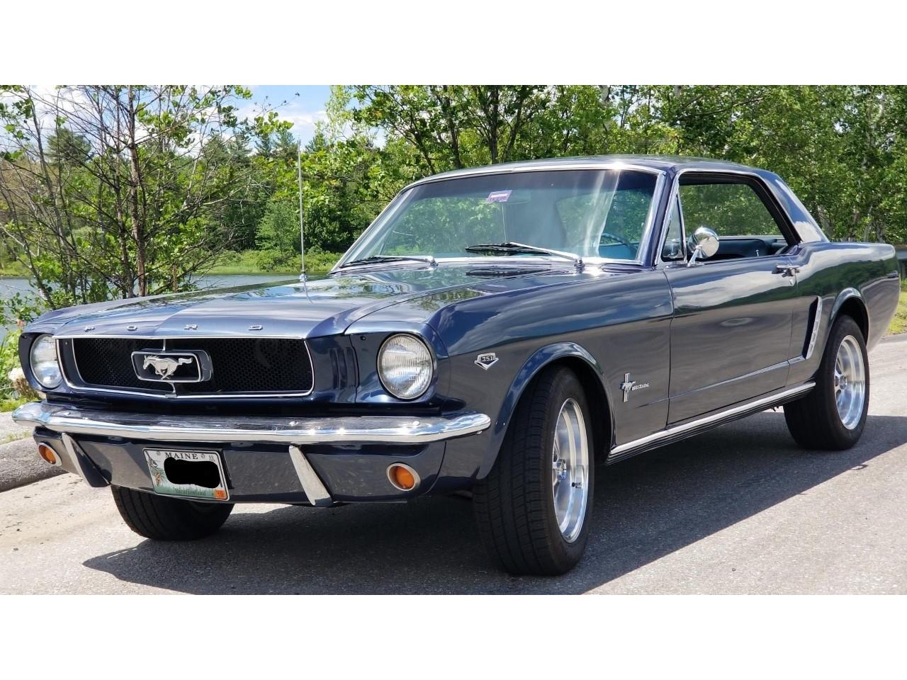 1965 Ford Mustang (CC-1373601) for sale in Monmouth, Maine
