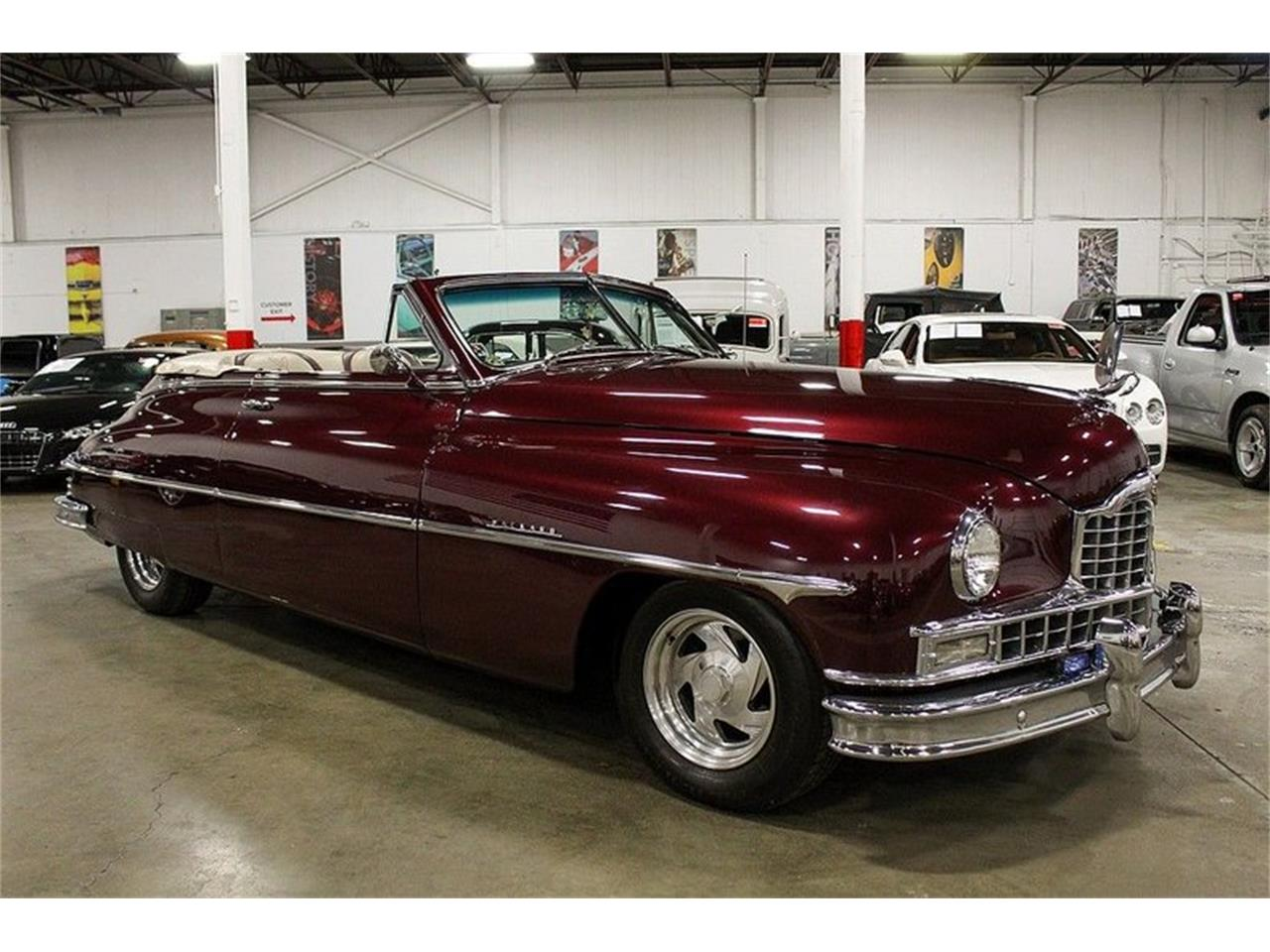 1950 Packard Custom (CC-1373623) for sale in Kentwood, Michigan