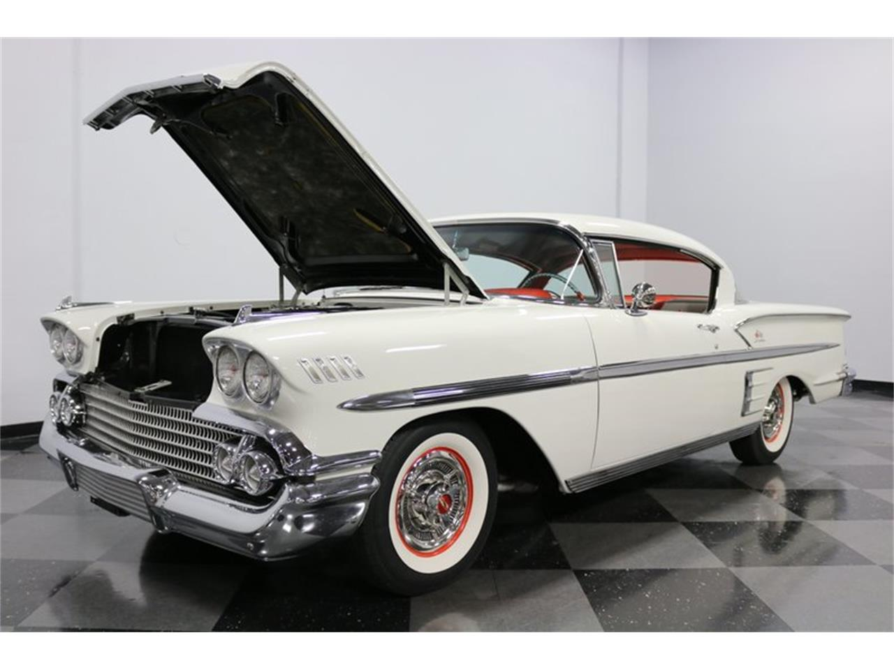 1958 Chevrolet Impala (CC-1373630) for sale in Ft Worth, Texas