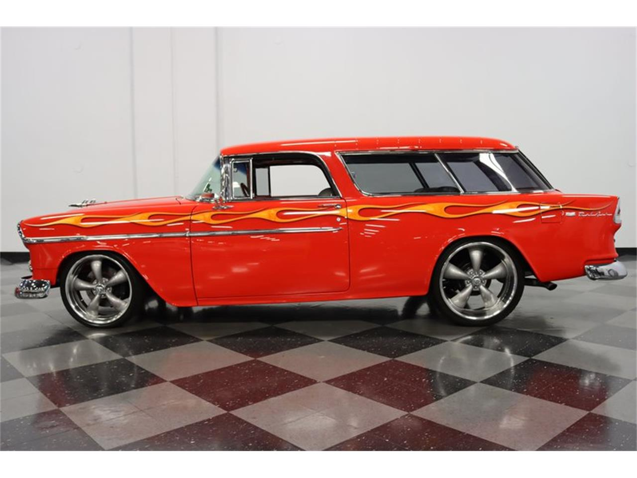 1955 Chevrolet Nomad (CC-1373636) for sale in Ft Worth, Texas