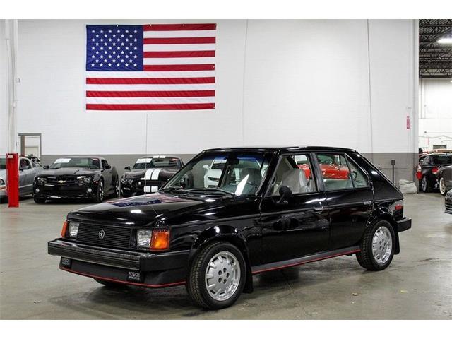 1985 Dodge Omni (CC-1373646) for sale in Kentwood, Michigan