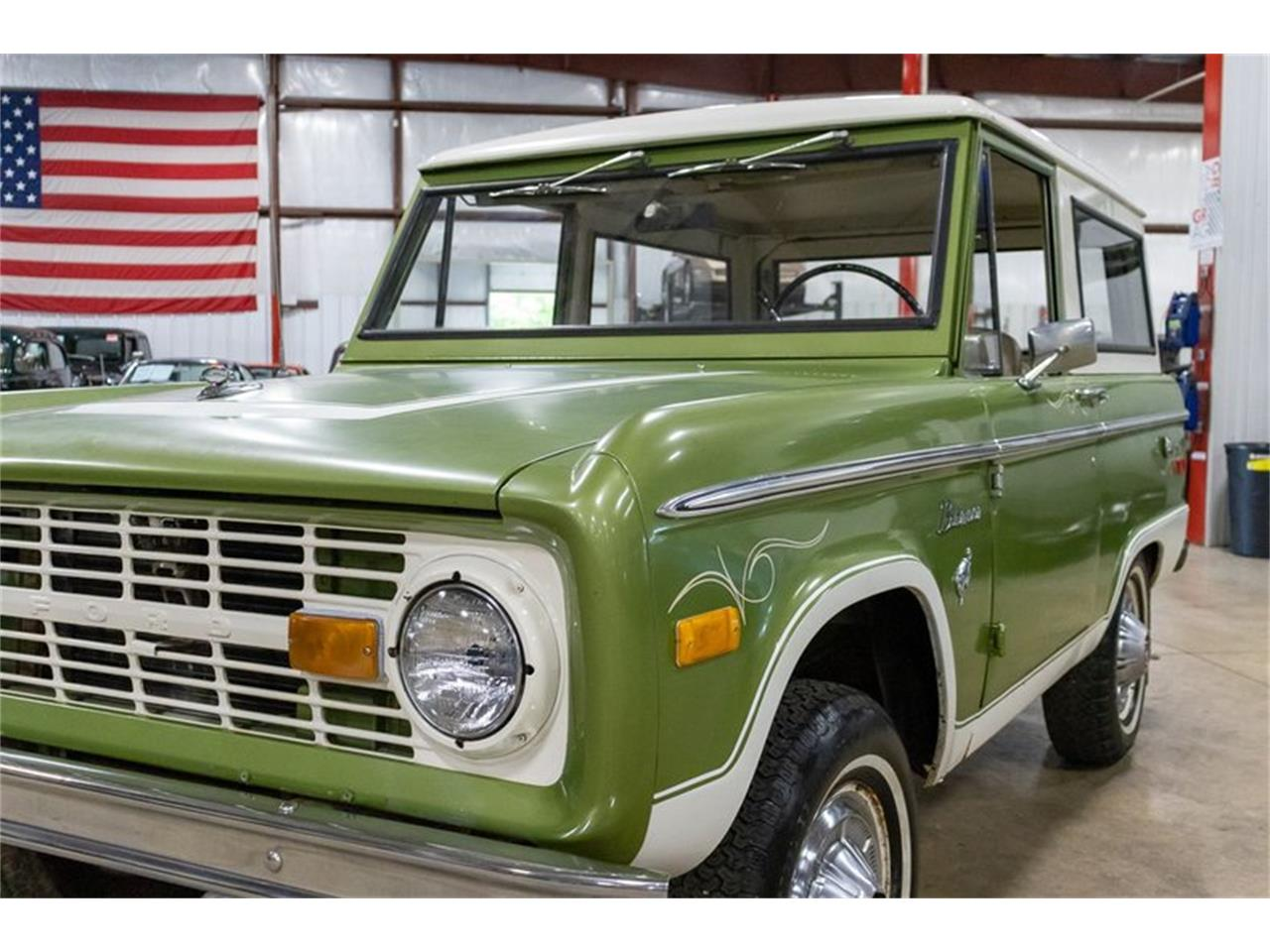1975 Ford Bronco (CC-1373654) for sale in Kentwood, Michigan