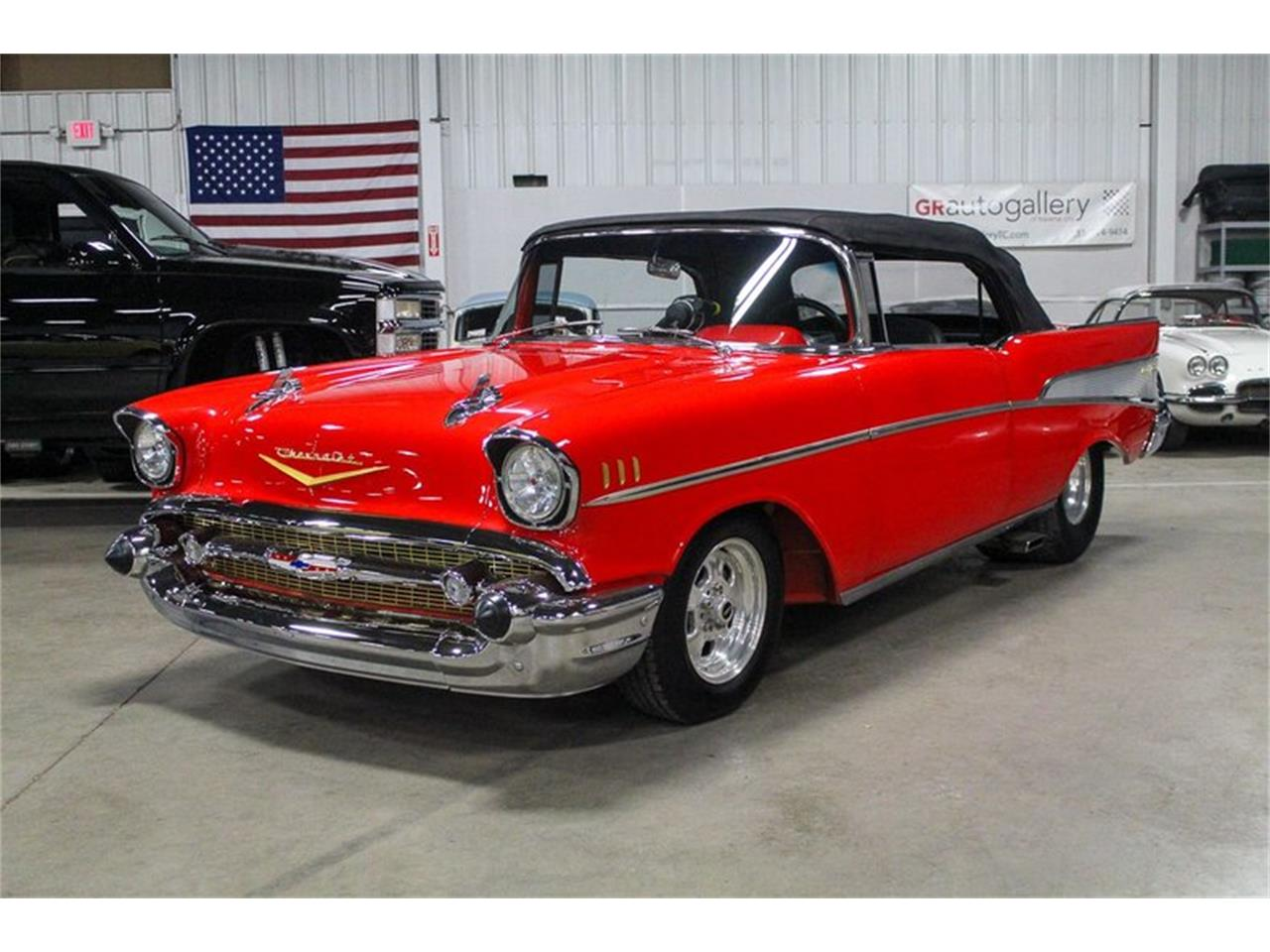 1957 Chevrolet Bel Air (CC-1373661) for sale in Kentwood, Michigan