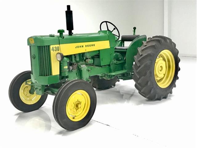 1959 John Deere Tractor (CC-1373684) for sale in Morgantown, Pennsylvania