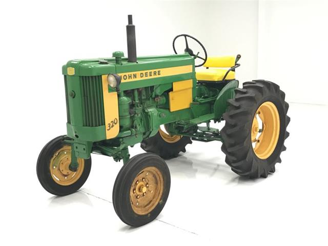 1958 John Deere Tractor (CC-1373689) for sale in Morgantown, Pennsylvania