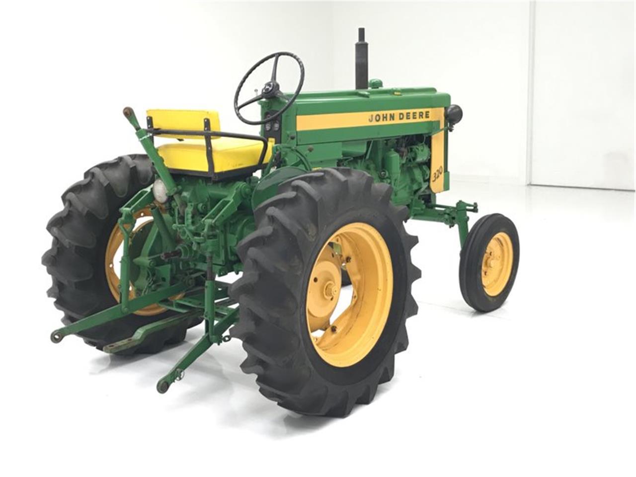 1958 John Deere Tractor (CC-1373689) for sale in Morgantown, Pennsylvania