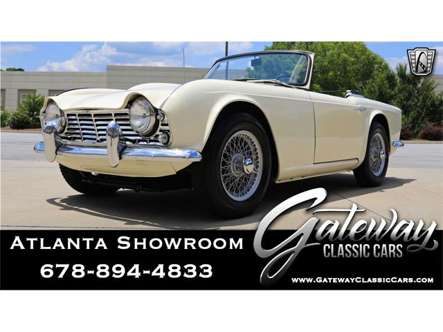 1965 Triumph TR4 (CC-1373692) for sale in O'Fallon, Illinois