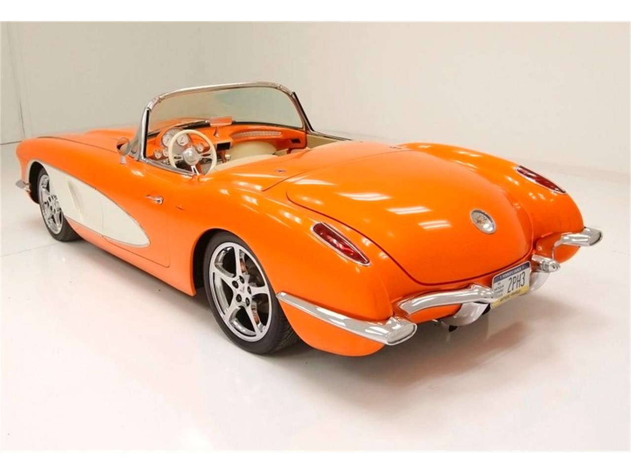 1958 Chevrolet Corvette (CC-1373699) for sale in Morgantown, Pennsylvania