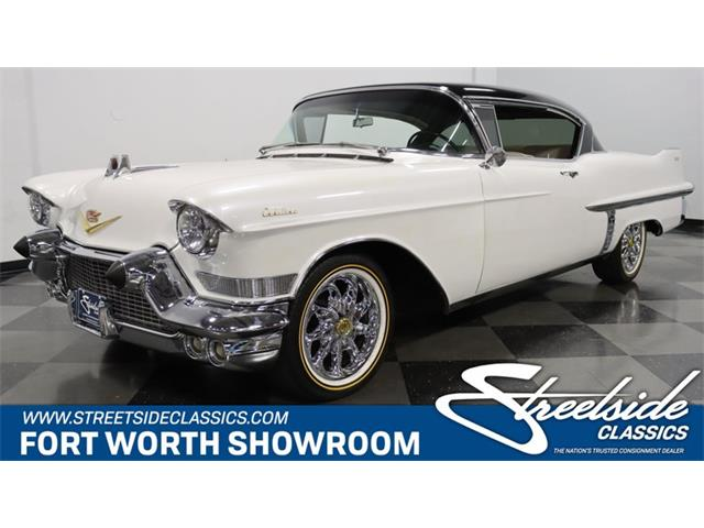 1957 Cadillac Series 62 (CC-1373705) for sale in Ft Worth, Texas