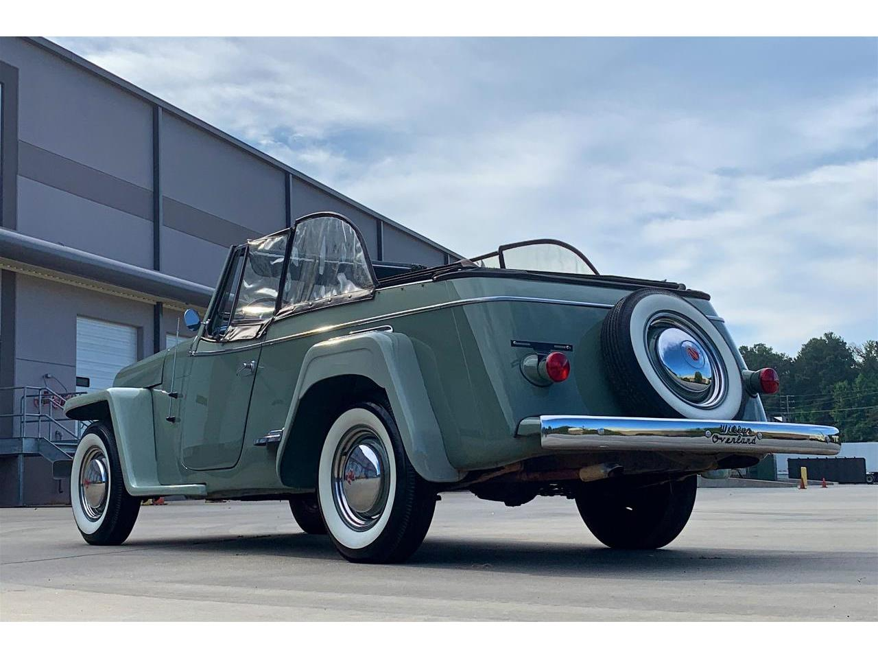 1950 Willys Jeepster (CC-1373718) for sale in O'Fallon, Illinois