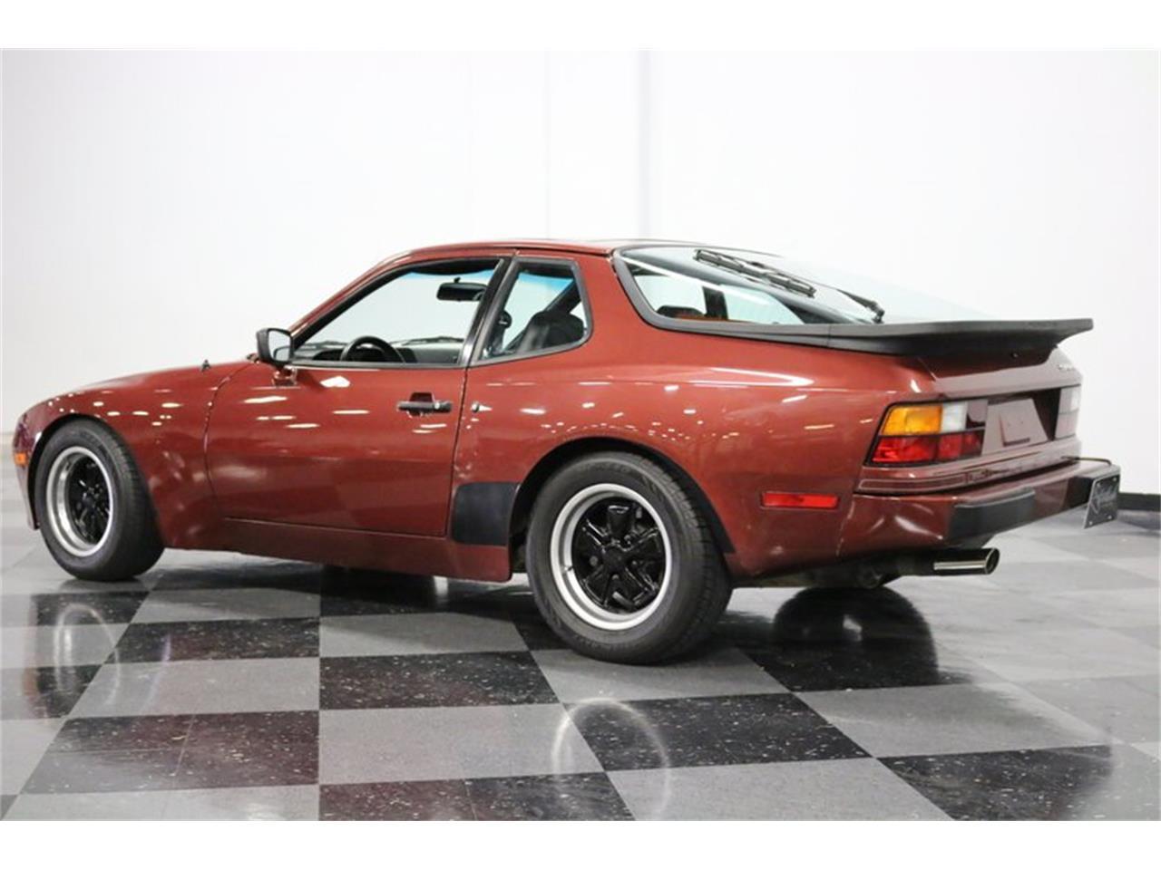 1985 Porsche 944 (CC-1373721) for sale in Ft Worth, Texas