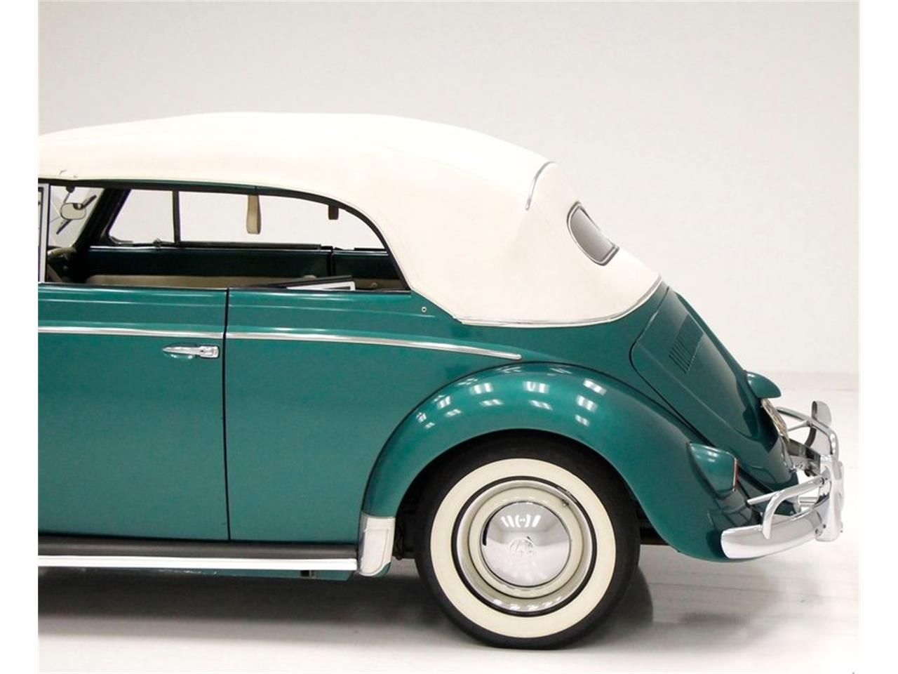 1956 Volkswagen Beetle (CC-1373734) for sale in Morgantown, Pennsylvania
