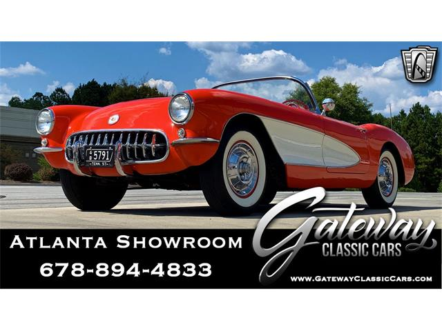 1957 Chevrolet Corvette (CC-1373739) for sale in O'Fallon, Illinois