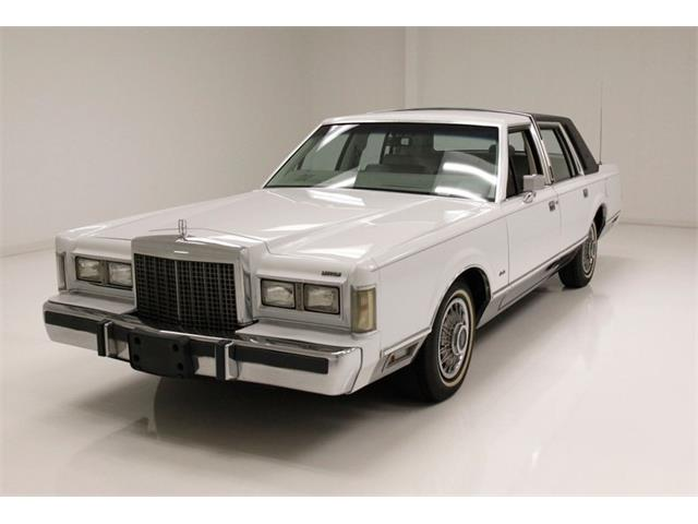 1985 Lincoln Town Car (CC-1373763) for sale in Morgantown, Pennsylvania
