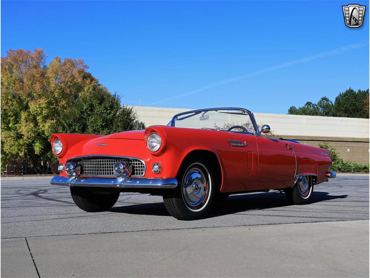 1956 Ford Thunderbird (CC-1373765) for sale in O'Fallon, Illinois