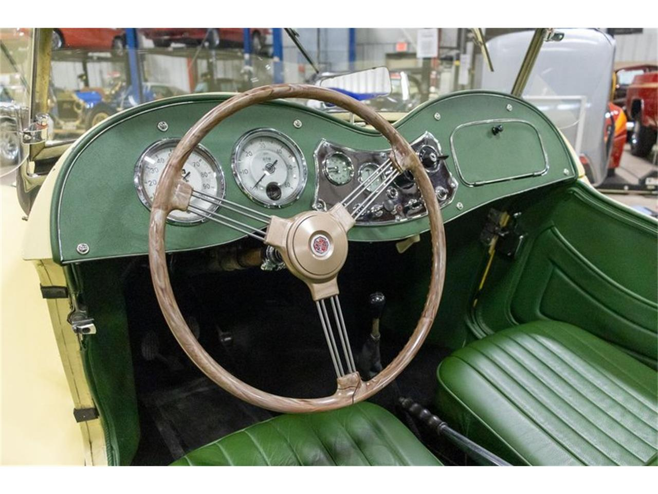 1953 MG TD (CC-1373778) for sale in Kentwood, Michigan