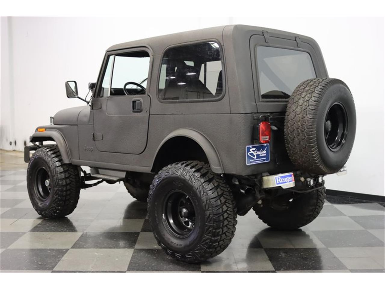 1985 Jeep CJ7 (CC-1373785) for sale in Ft Worth, Texas