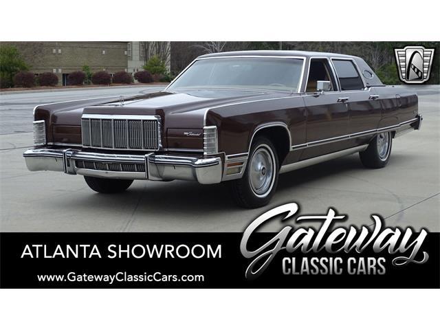 1975 Lincoln Continental (CC-1373798) for sale in O'Fallon, Illinois