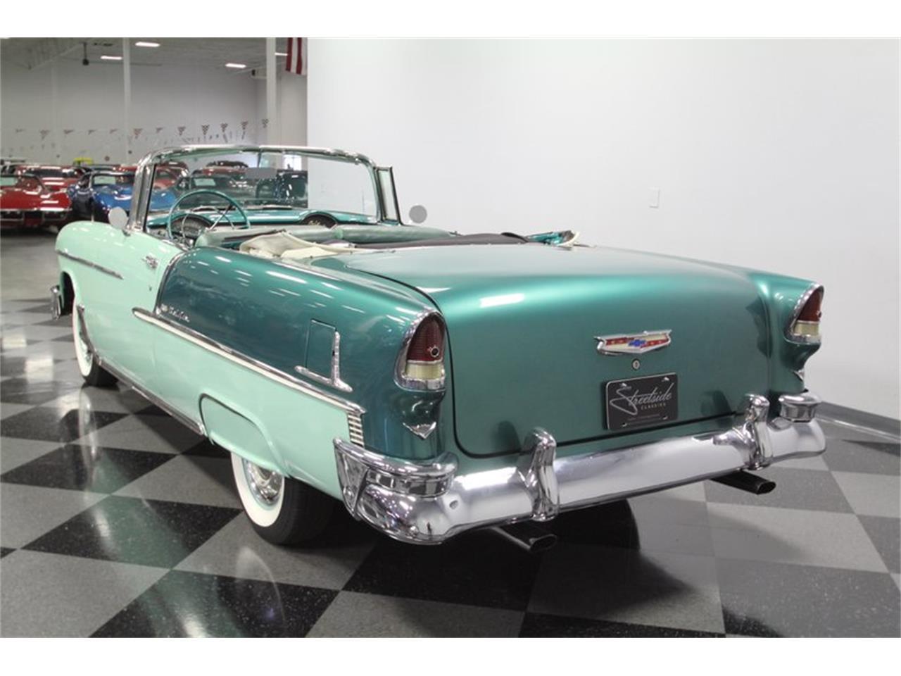 1955 Chevrolet Bel Air (CC-1373837) for sale in Concord, North Carolina