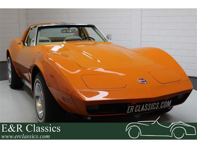 1974 Chevrolet Corvette (CC-1373855) for sale in Waalwijk, Noord-Brabant