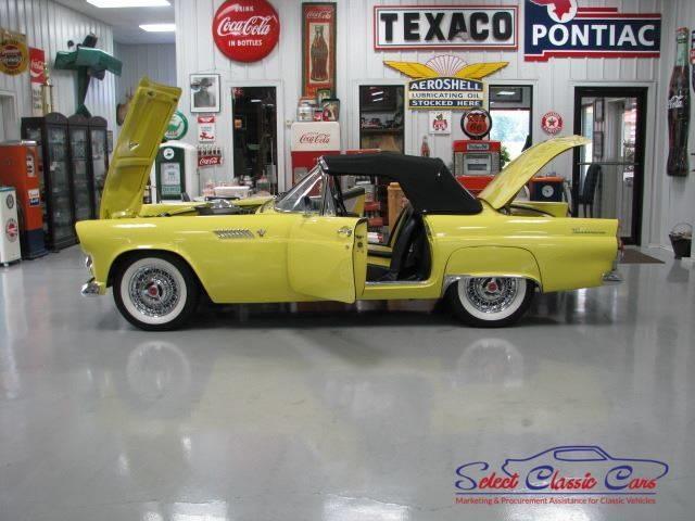 1955 Ford Thunderbird (CC-1373861) for sale in Hiram, Georgia