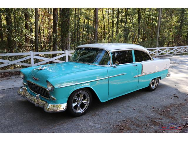 1955 Chevrolet Bel Air (CC-1373869) for sale in Hiram, Georgia