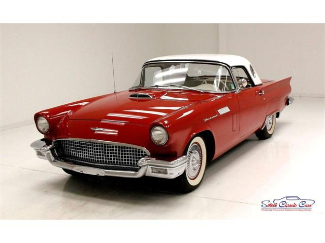 1957 Ford Thunderbird (CC-1373871) for sale in Hiram, Georgia