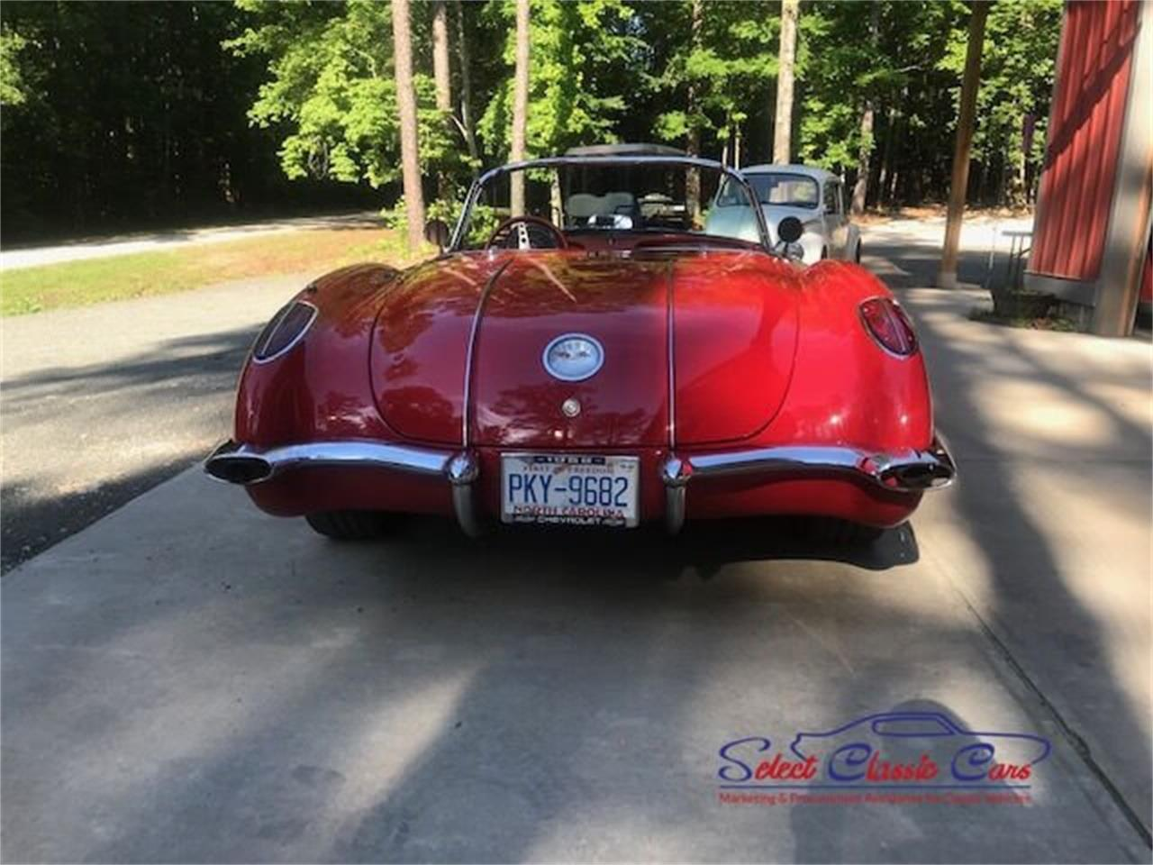 1958 Chevrolet Corvette (CC-1373877) for sale in Hiram, Georgia