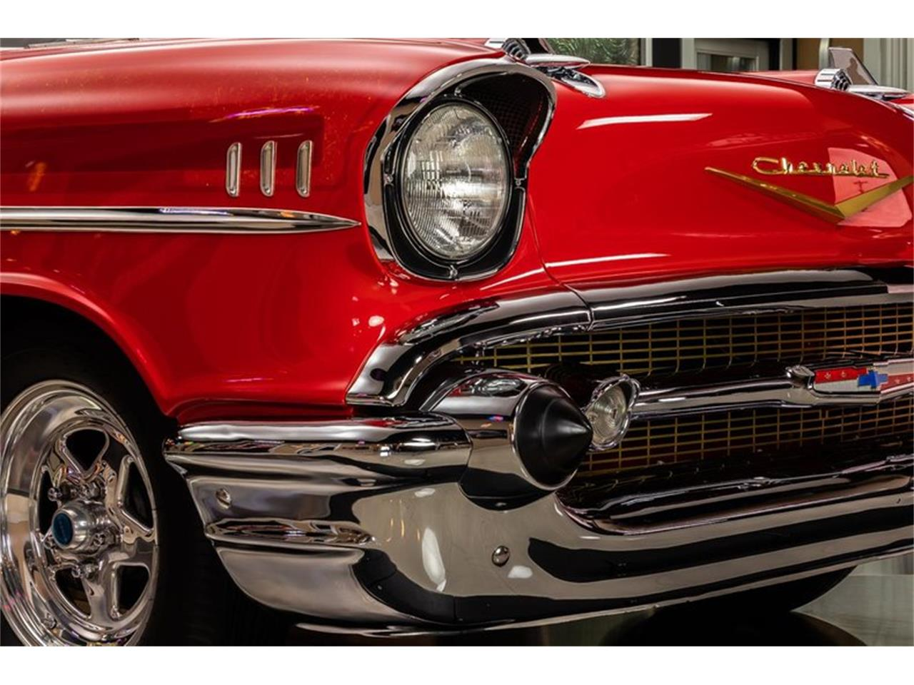 1957 Chevrolet Bel Air (CC-1373887) for sale in Plymouth, Michigan