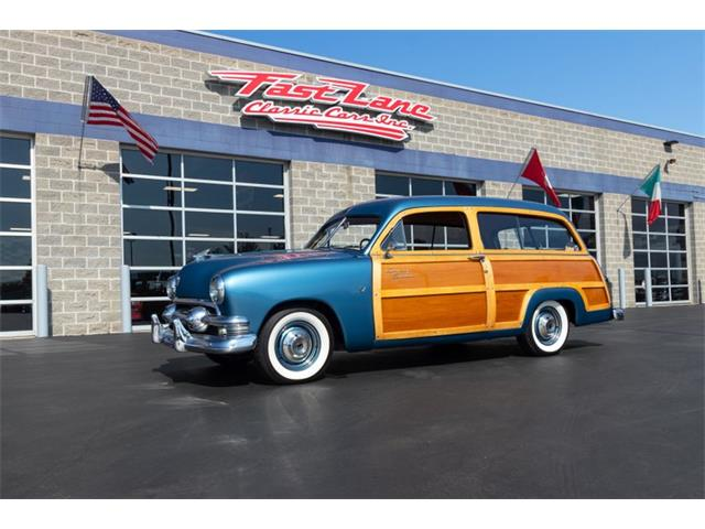 1951 Ford Country Squire (CC-1373888) for sale in St. Charles, Missouri