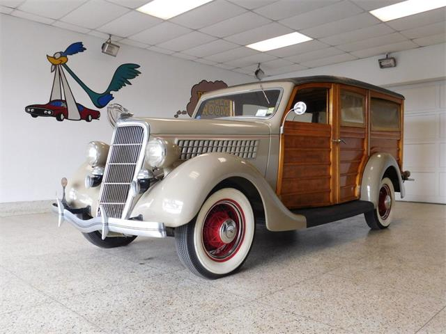 1935 Ford Woody Wagon (CC-1373896) for sale in Hamburg, New York