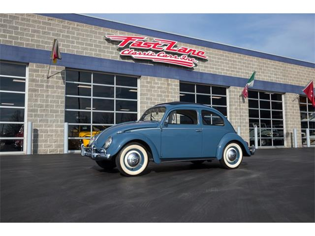 1959 Volkswagen Beetle (CC-1373900) for sale in St. Charles, Missouri