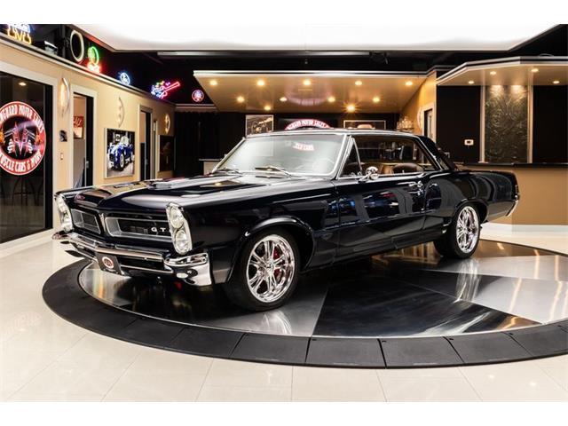 1965 Pontiac GTO (CC-1373914) for sale in Plymouth, Michigan