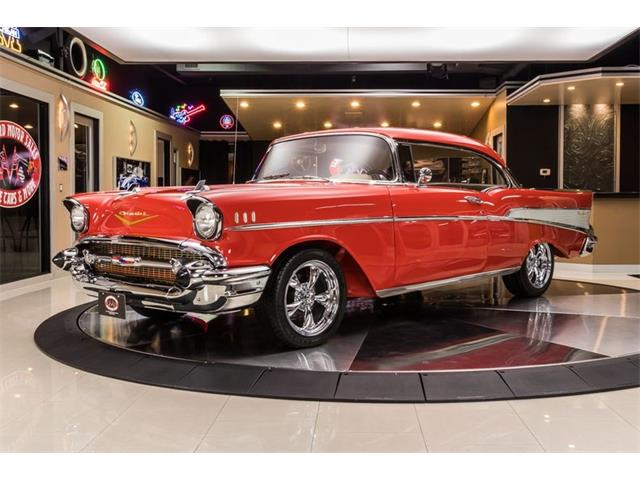 1957 Chevrolet Bel Air (CC-1373919) for sale in Plymouth, Michigan