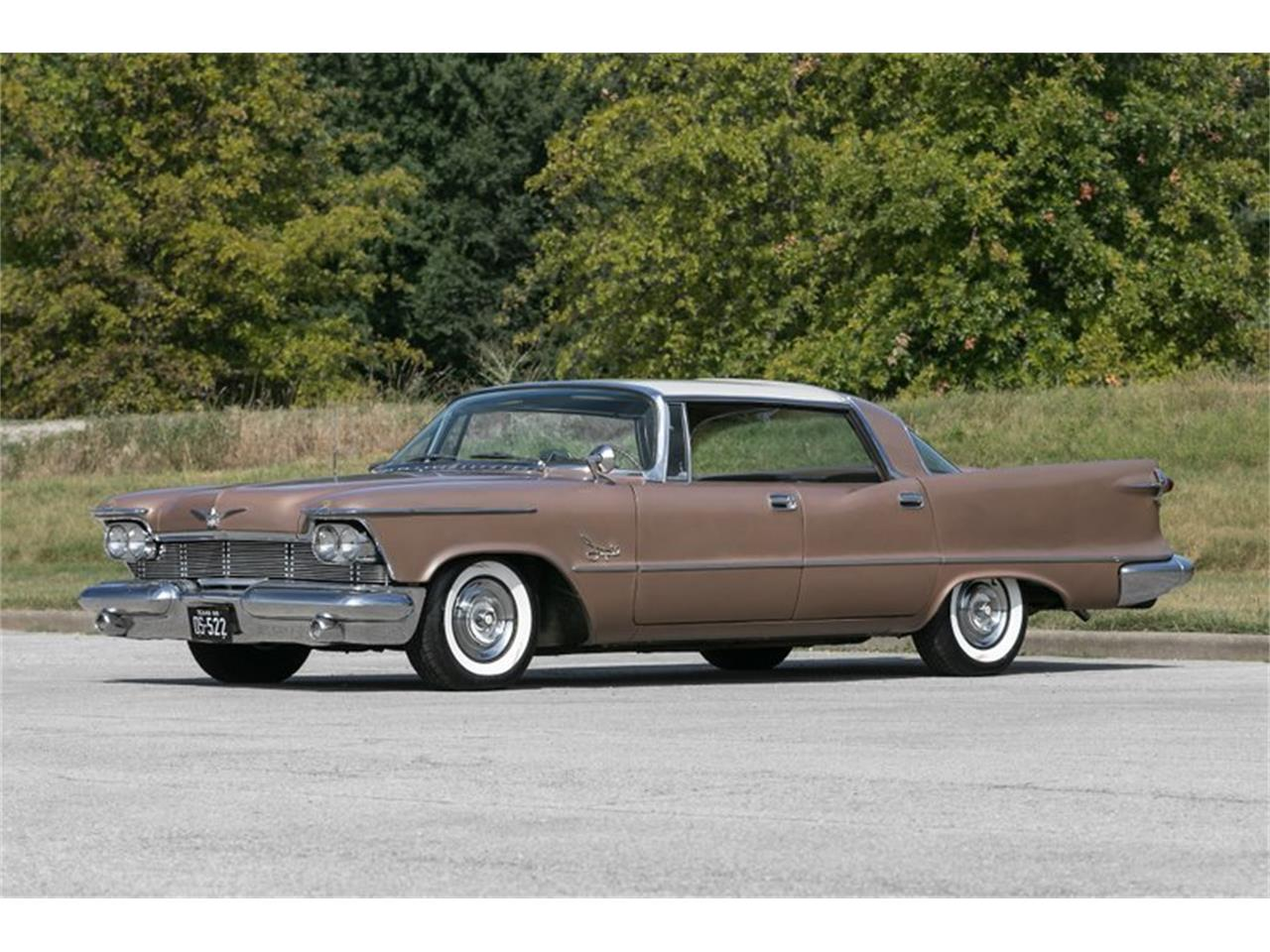 1958 Chrysler Imperial Crown (CC-1373921) for sale in St. Charles, Missouri