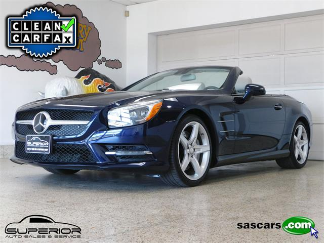 2015 Mercedes-Benz SL-Class (CC-1373928) for sale in Hamburg, New York
