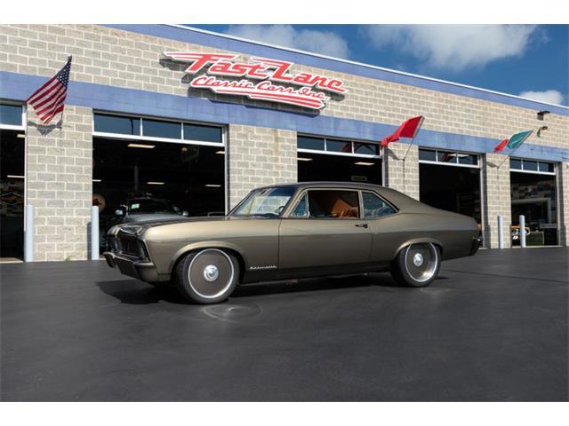 1969 Chevrolet Nova (CC-1373939) for sale in St. Charles, Missouri
