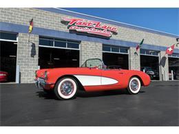 1957 Chevrolet Corvette (CC-1373945) for sale in St. Charles, Missouri