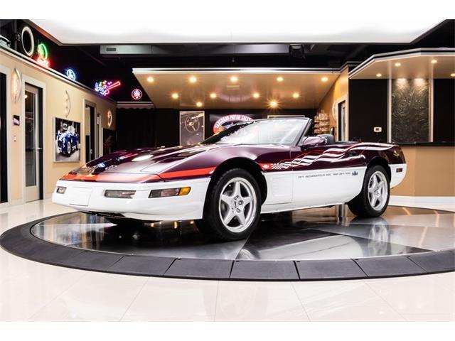 1995 Chevrolet Corvette (CC-1373950) for sale in Plymouth, Michigan
