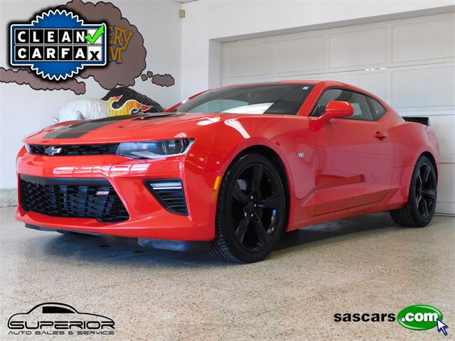 2018 Chevrolet Camaro (CC-1373955) for sale in Hamburg, New York