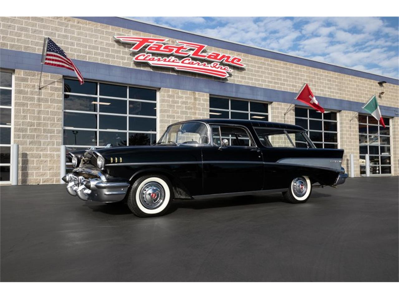 1957 Chevrolet Nomad (CC-1373956) for sale in St. Charles, Missouri