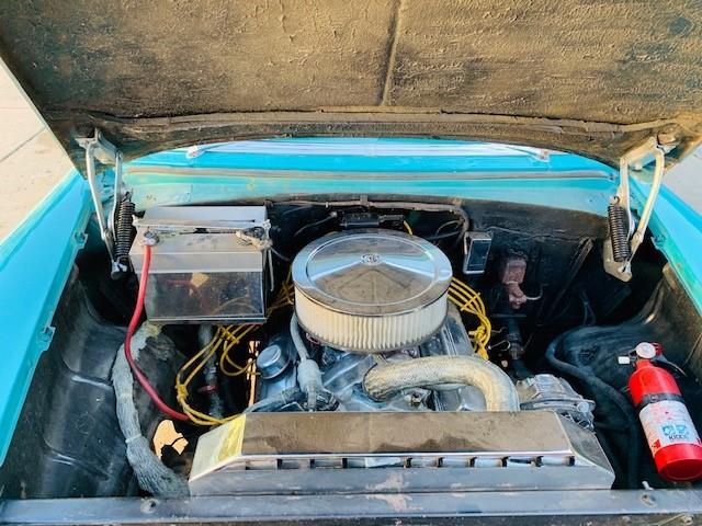 1955 Chevrolet Bel Air Wagon (CC-1373969) for sale in LeMars, Iowa