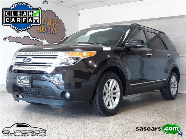 2013 Ford Explorer (CC-1373973) for sale in Hamburg, New York